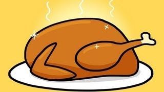 Chewing the Fat with Alton Brown: The Thanksgiving Turkey