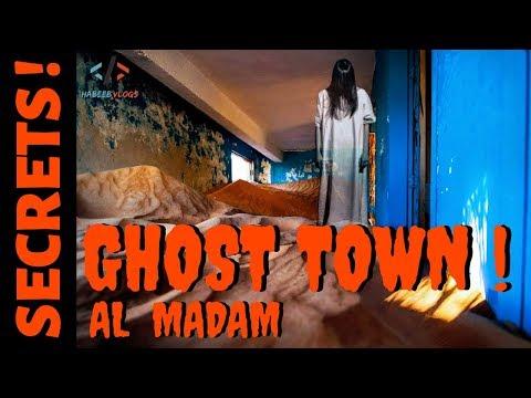GHOST VILLAGE, Al Madam | Secrets Revealed | Ghost Town | Buried Village | Abandoned Village