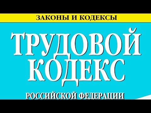 Статья 66 ТК РФ. Трудовая книжка