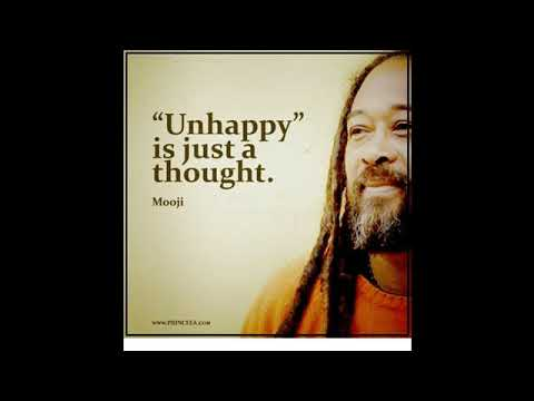 Mooji Audio: You CAN NOT and WILL NEVER Stop Thought
