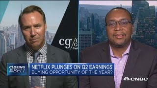 Analysts debate whether investors should ditch Netflix