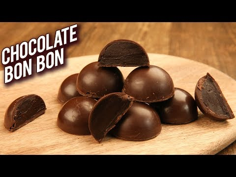 Chocolate Bonbons Recipe – How To Temper Chocolate – Chocolate Series Ep- 3 – Bhumika
