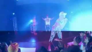 Aria - Live (Club Tour)