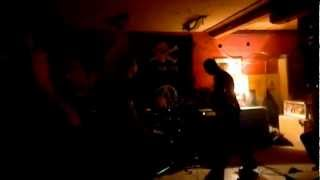 Video Močový Khameni - Továrny /Live Ústí, Exil 22.12.2012/