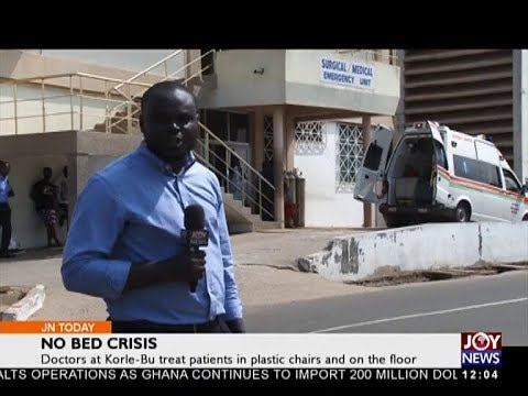 No Bed Crisis - Joy News Today (10-7-18)