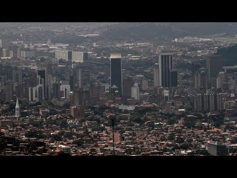 Medellin: por niveles de contaminacion sugieren suspender actividades al aire libre