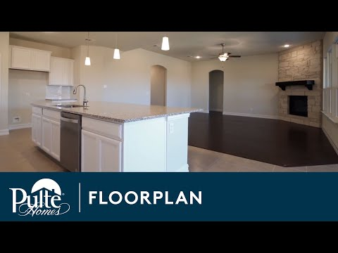 New Home Designs | Ranch Home | Northlake | Home Builder | Pulte Homes