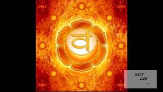 Медитация чакра 2 (СВАДХИСТАНА) видео для медитации и релаксации