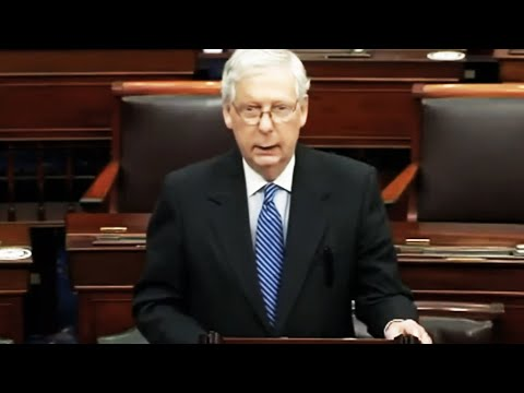 McConnell Accuses Democrats Of Blocking COVID Relief