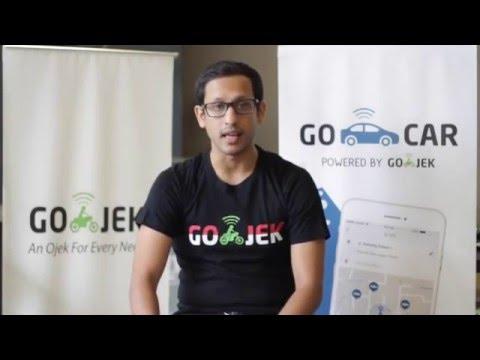 Video [Backup] Nadiem Blak blakan Ajak Driver Grab dan UberMoto Pindah ke Gojek