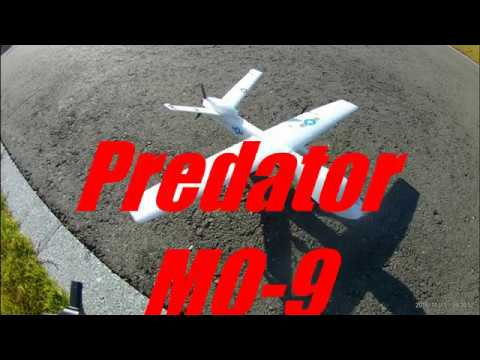 XK A100 FPV of the airplane is difficult. But it is fun.