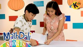 Grade 4 Math | Subtracting a fraction drom a Whole Number | Mathdali Short