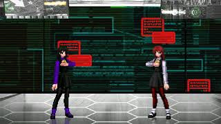[KOF WOJ RE] Black Silvy B By (Me) Vs Red Silvy B (???)