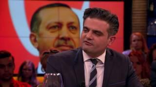 Kuzu En Azarkan HEVIG ONDER VUUR Om Erdogan Bij Pauw