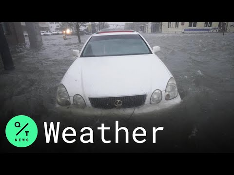 Hurricane Sally Unleashes Flooding in Pensacola, Florida