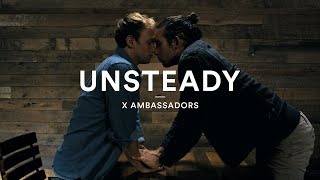 Gambar cover X Ambassadors - UNSTEADY | Official Dance Video #LoveisLove