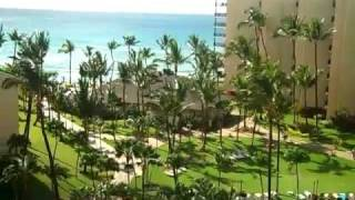 preview picture of video 'Kaanapali Shores 843 A Video Tour'