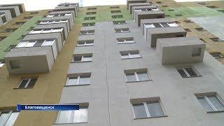 В Башкирии жильцов аварийного дома переселили в разрушающуюся новостройку