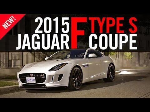 2015 Jaguar F-TYPE S Coupe Review