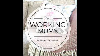 My evening routine| A Working MOM's evening routine| A Normal Evening in my worklife