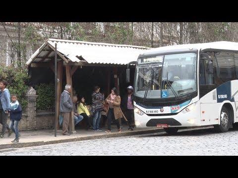 Mudança nas paradas dos ônibus intermunicipais, em Friburgo, completa três anos