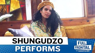 """Shungudzo Performs """"There's only so much a soul can take"""""""