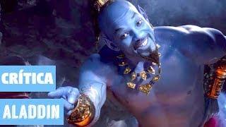 Vídeo: o que achamos de 'Aladdin', novo live action da Disney?