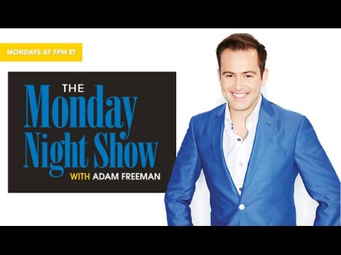 The Monday Night Show With Adam Freeman 02.15.2016 - 7 PM
