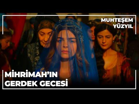Mihrimah'ın Gerdek Gecesi -  Muhteşem Yüzyıl 99.Bölüm