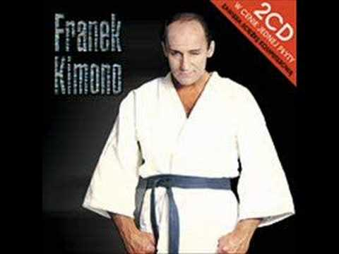 Franek Kimono- Pola monola plus Coca Cola