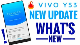 New Update For Vivo Y53 Official Out 3 2 1 - hmong video
