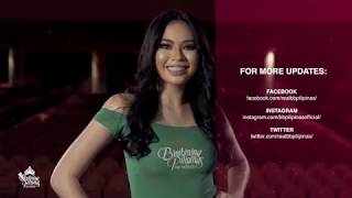 Danielle Isabelle Dolk Binibining Pilipinas 2019 Introduction Video
