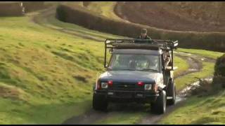 Rabbitting vehicle you can drive from the roof – Fieldsports Britain, episode 14