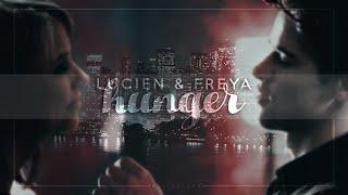 Andrew Lees, ►Lucien & Freya | Hunger