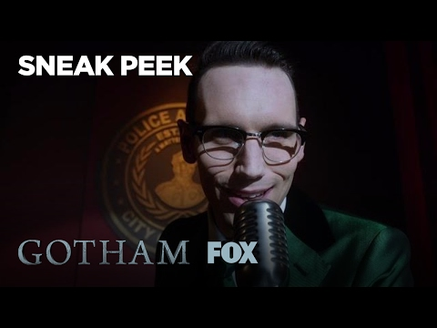 Gotham 3.15 (Clip 'Nygma: A Completely Different Man')