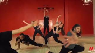 Pink - What About Us - Jeff Dimitriou Choreography