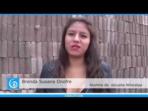 Estudiantes de la colonia Atlazalpa en La Paz, podrán contar con aulas dignas