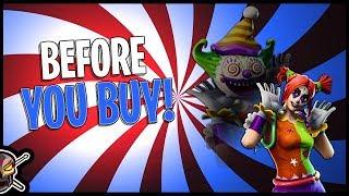 Peekaboo   Cute Clown! - Before You Buy - Fortnite