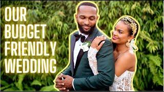 BUDGET WEDDING IDEAS | WEDDING HACKS | DIY WEDDING | AFFORDABLE WEDDING