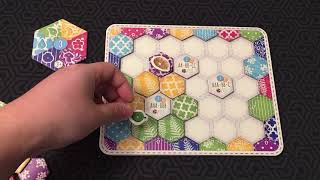 Board Game Reviews Ep #126: CALICO