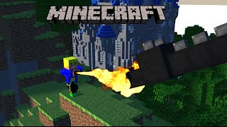 BattleChallenge /Avatar The Last BlockBender/ Аватар VS Дракон