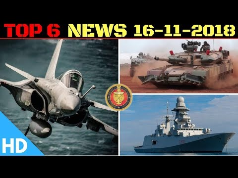 Indian Defence Updates : 57 Carrier Fighters by 2019,Ship Export to Thailand,2nd P-17A Frigate