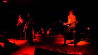 Video Thrashing Machine - So Run (Black Pes Live, Prague, 2015/05/02)