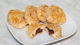 Сырники с шоколадом внутри рецепт из творога на сковороде