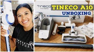 Tineco A10 Hero Cordless Vaccum | Unboxing and Demo | HazFam