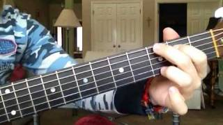 Chords for Way Tight by Ani Difranco