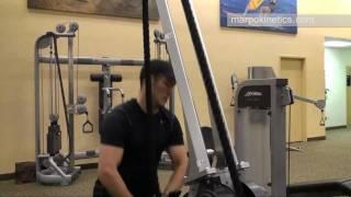 Tabata Protocol with Marpo Rope Trainer