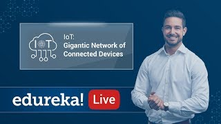 IoT: Gigantic Network of Connected Devices   IoT Tutorial   IoT Internet of Things   Edureka
