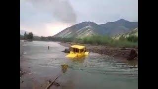 Трактор Кировец мощь К-700.Tractor Kirovets K-700