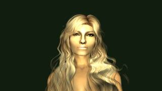 215 женских причесок для вашего персонажа в Скайриме